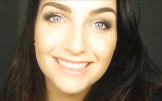 Nytårs makeup