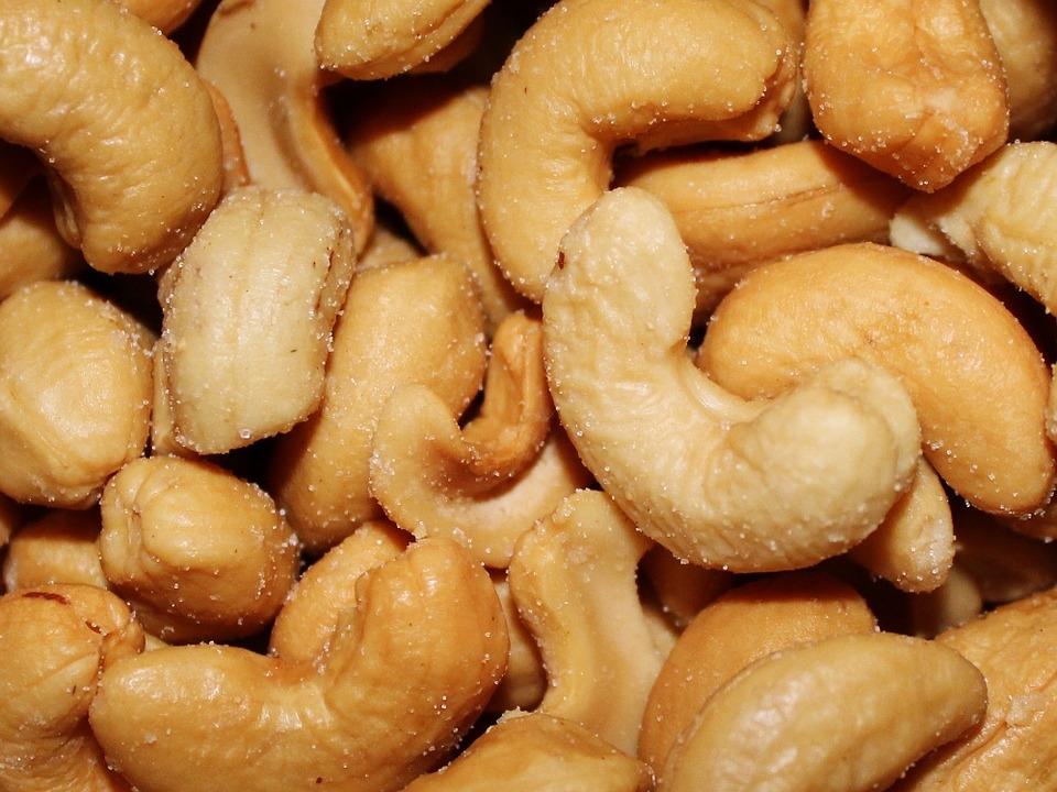 Cashewnødder er faktisk slet ikke en nød
