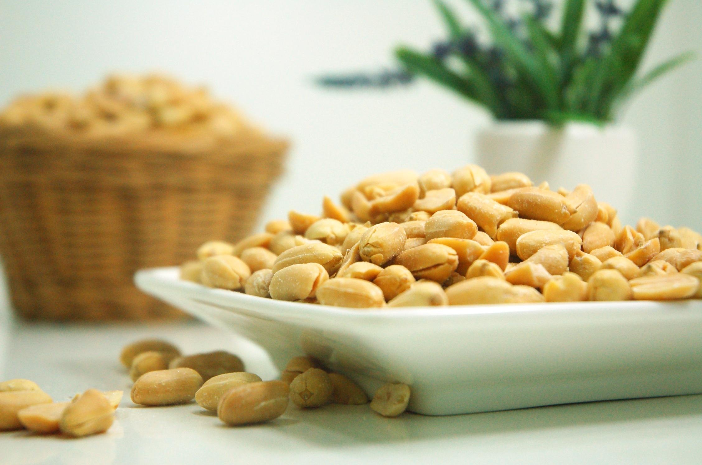 Peanuts er faktisk slet ikke en nød