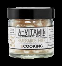 Ecooking A-vitamin Serum Kapsler