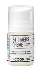 Ecooking 24 Timers Creme