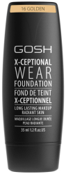 GOSH X-ceptional wear foundation 16 golden