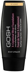 GOSH X-ceptional wear foundation 18 Sunny