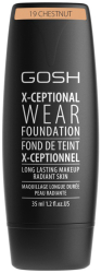 GOSH X-ceptional wear foundation 19 Chestnut