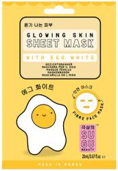 SUGU Egg White Sheet Mask