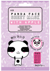 SUGU Panda Face Sheet Mask