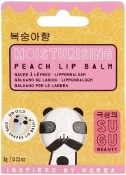 SUGU Peach Lip Balm